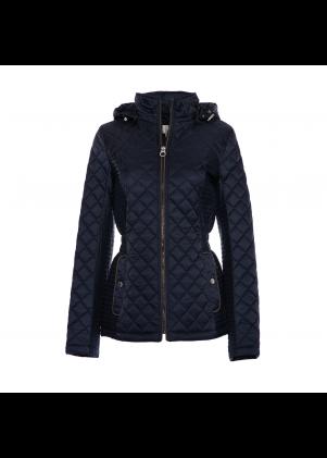 Allover Quilt Short Jacket