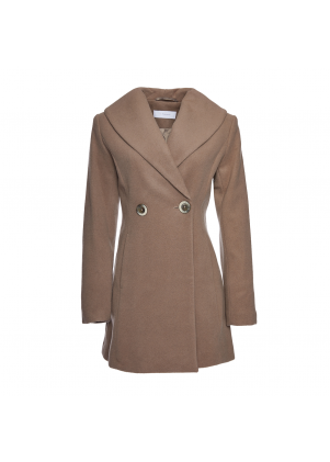T Tahari 'Colette' Wool Coat