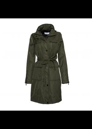 T Tahari 'Giselle' Raincoat