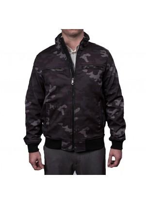 Buffalo Zip Front Bomber Jacket