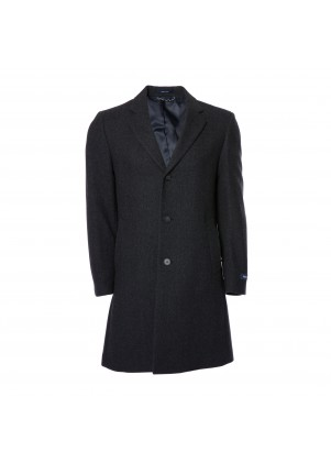 Nautica Men's Charcoal Coat