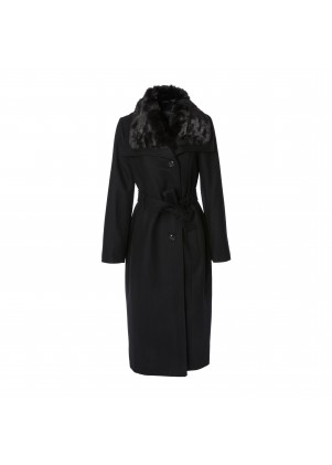 Donnybrook's Long Wrap Jacket