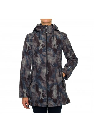 HFX Performance Womens Camouflage Soft Shell Jacket