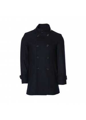 Trimmed Peacoat