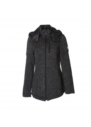 Halifax Knit Bonded Coat
