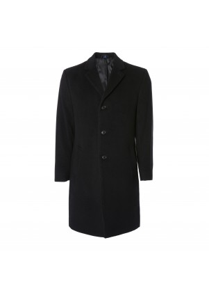 Nautica Men's Wool-Cashmere Coat
