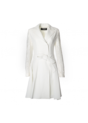 Elie Tahari 'Ava' Trench Coat