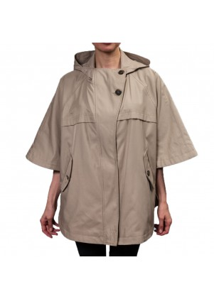 Hilary Radley Womens Hooded Cape