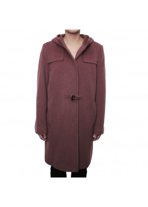 Alpaca Blend Toggle Coat