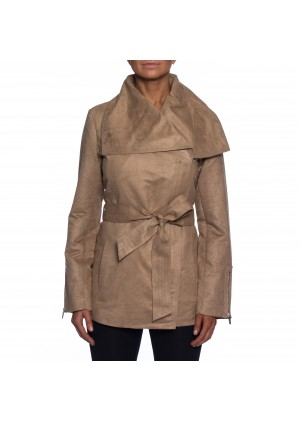Laundry By Shelli Segal Asymmetric Zip Jacket